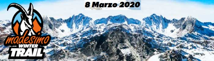 Madesimo Winter Trail 2020