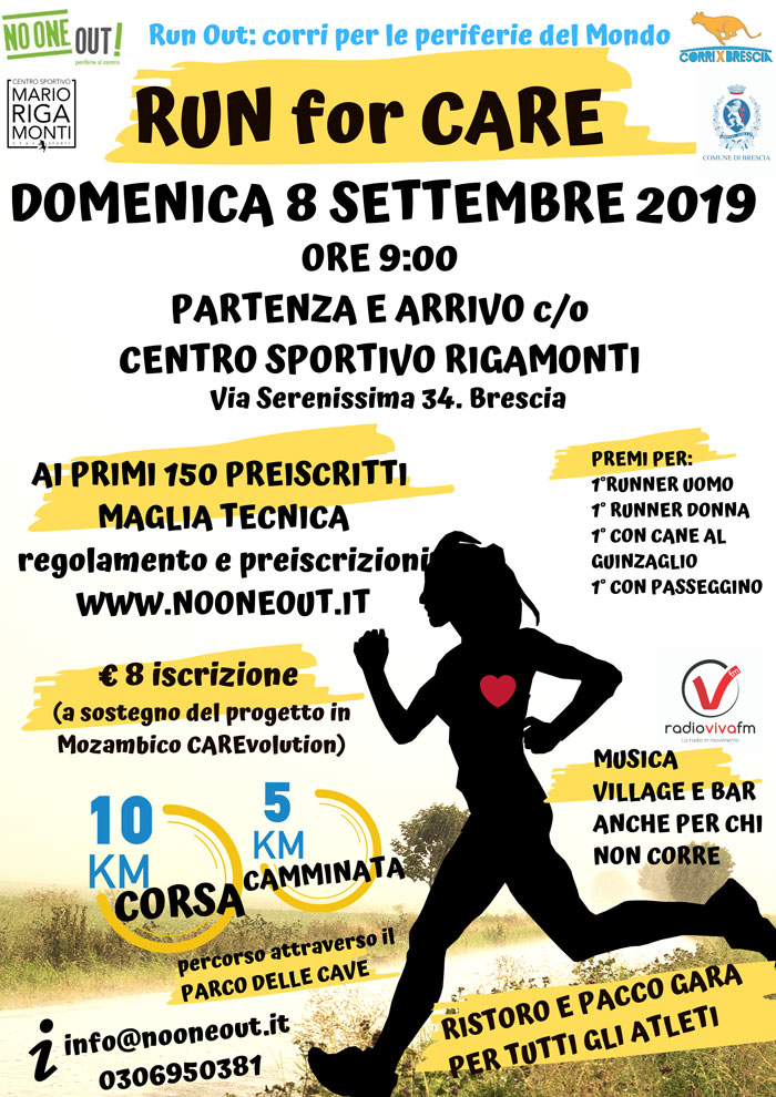 RUN for CARE 2019